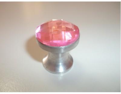 Diamond - világos rózsaszín