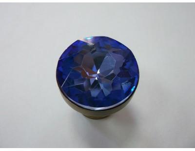 Üveg Crystal - kék