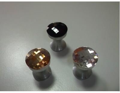 Crystal sakk - fekete