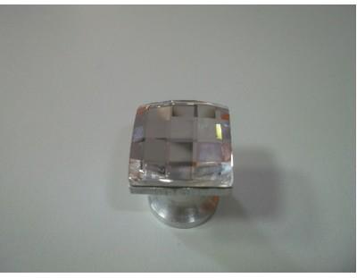 Crystal square sakk - ezüst