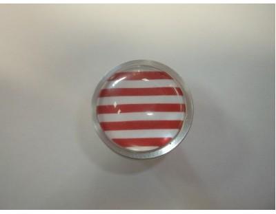 stripes - piros