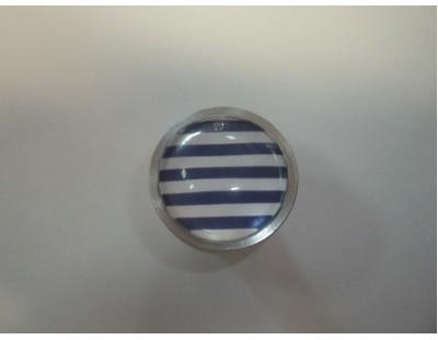 stripes - kék